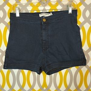 AMERICAN APPAREL High Waisted Shorts Size Large